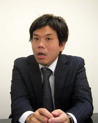 ネクスト22社長・岡本晋平